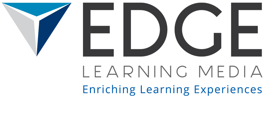 EDGE Learning Media Logo