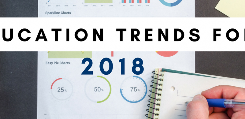 Predictions for education and e-learning in 2018