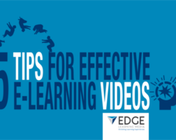 Infographic: 5 Tips for Effective eLearning Videos